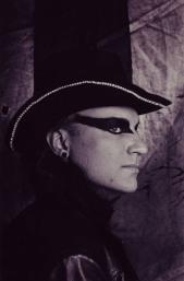 Som Bono i Mutter Garage, Stockholms Stadsteater,