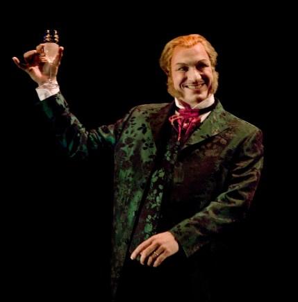 Simon Stride i Jekyll & Hyde. Chinateatern 2008.